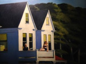 Second Story Sunlight 1960 hopper